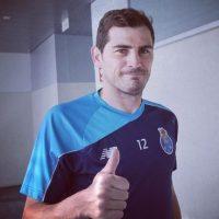 Casillas tiene al Porto en el segundo lugar de la Liga de Portugal con 33 puntos, dos menos que el Sporting de Lisboa. Foto:Vía instagram.com/ikercasillasoficial