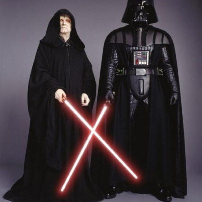 """Ellos pertenecen al """"lado oscuro"""". Foto:Star Wars Wiki"""