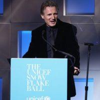 Neeson ha desarrollado una carrera en el cine como actor dramático y de acción. Foto:vía Getty Images