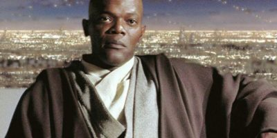 Samuel L. Jackson interpretó a Mace Windu, uno de los principales líderes Jedi. Foto:vía 20th Century Fox