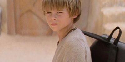 Jake Lloyd interpretó a Anakin Skywalker de niño. Foto:vía 20th Century Fox