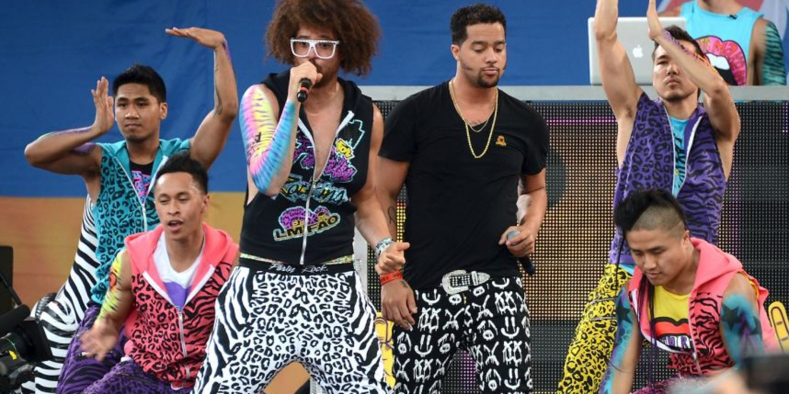 Sexy and I Know It de LMFAO Foto: Getty Images