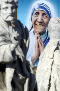 "En Argentina se entrega el premio ""Madre Teresa"" Foto:Getty Images"