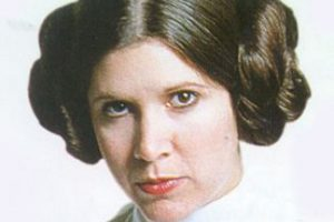 La princesa Leia original Foto:LucasFilm