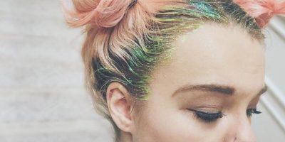 Porque la picazón y sacar brillo y brillo del pelo tiene su precio. Foto:vía Instagram