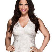 La modelo ahora es presentadora de NXT Foto:WWE