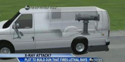 Ambos planeaban diseñar un arma compuesta por un dispositivo de rayos X. Foto:Vía Youtube