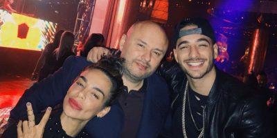 Ella está casada con el tío de Maluma. Foto:vía Instagram/yudilawazza