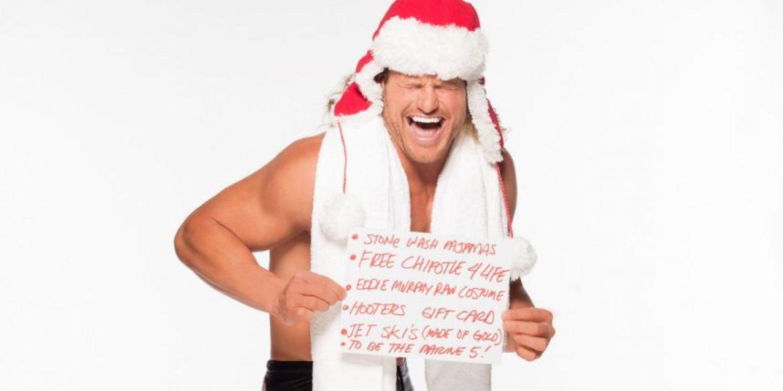 La lista de Dolph Ziggler es más larga Foto:WWE
