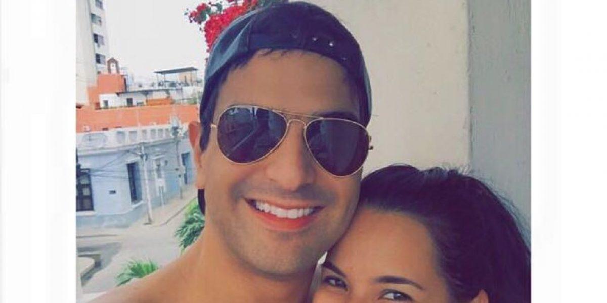 Fotos: Alejandro Palacio se casa con su novia de toda la vida