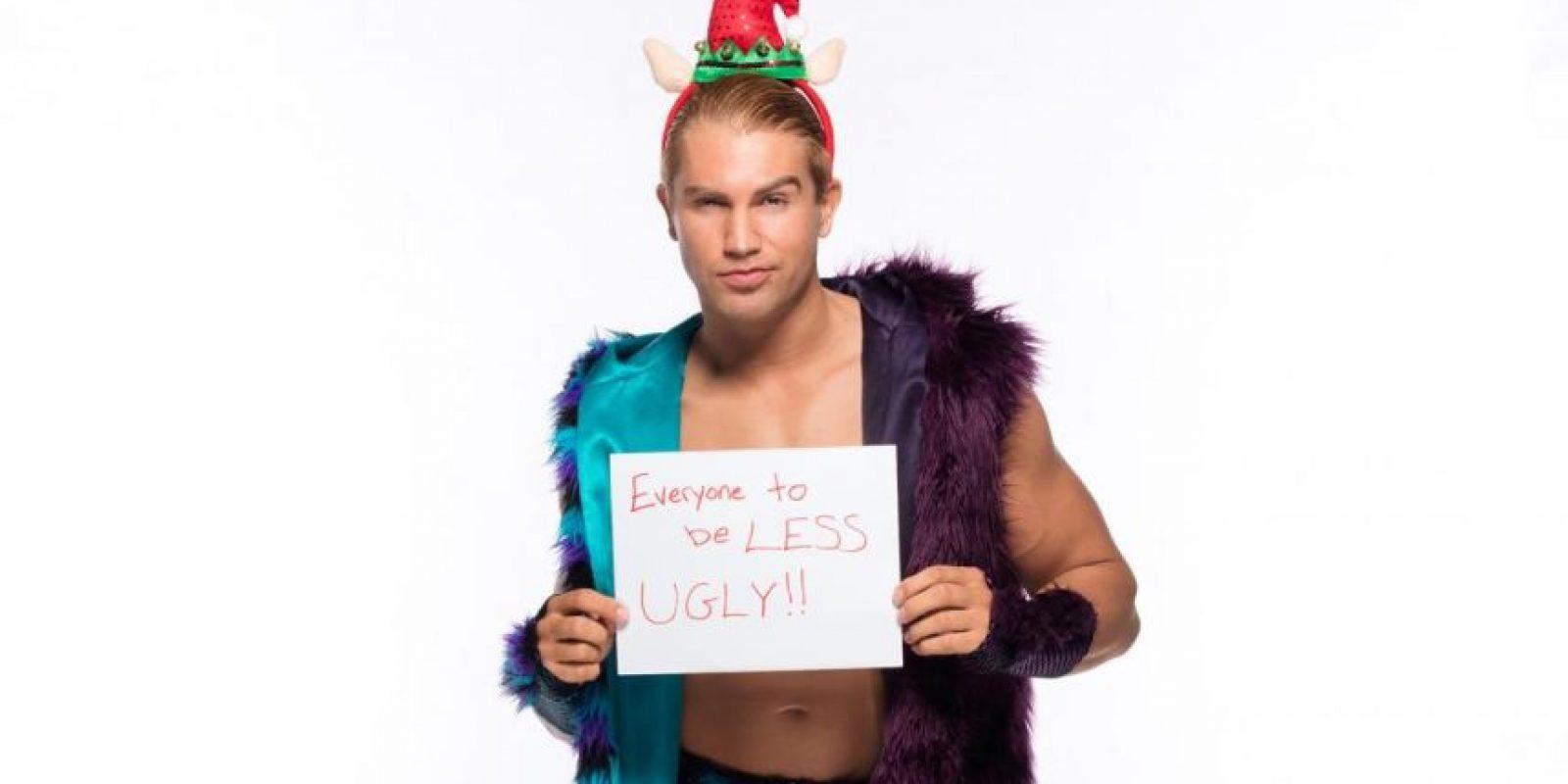 Quiere que nadie sea feo Foto:WWE