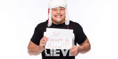 """Bo Dallas espera que todos """"crean"""" Foto:WWE"""