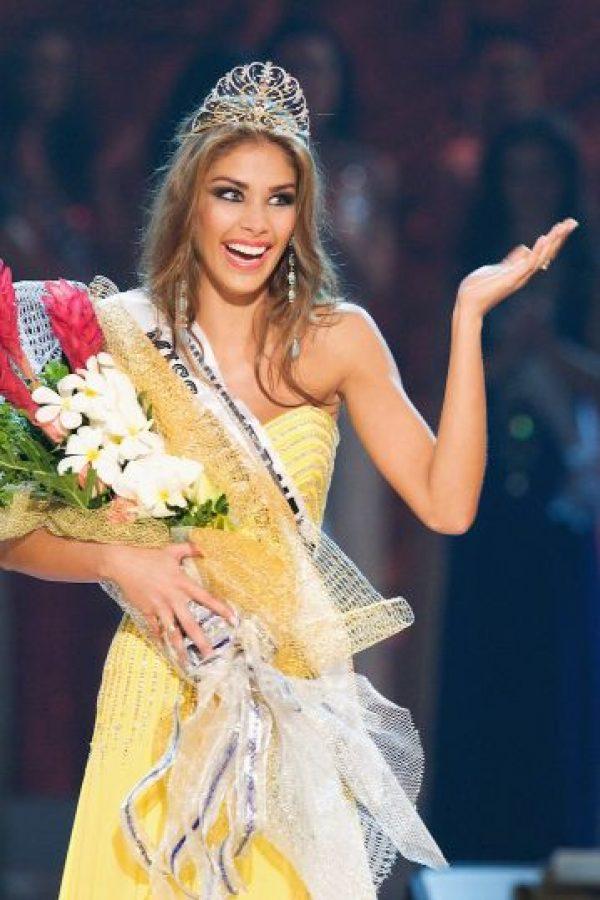 """Dayana esperó a ganar el concurso de Miss Universo para hacerse algunos """"arreglitos"""" Foto:Getty Images"""