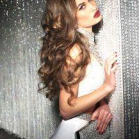 Megi Luka es Miss Albania Foto:vía facebook.com/MissUniverse