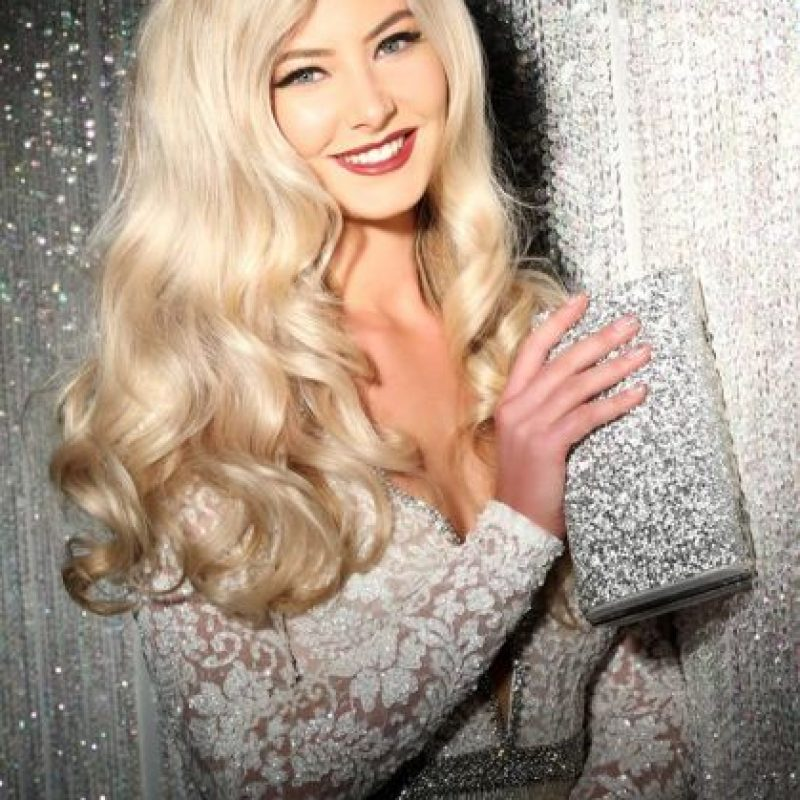 Samantha McClung es Miss Nueva Zelanda Foto:vía facebook.com/MissUniverse