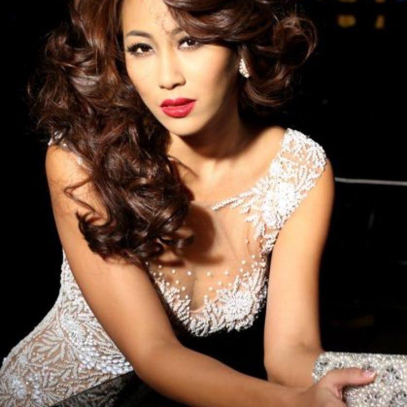 Vanessa Kumares es Miss Malasia Foto:vía facebook.com/MissUniverse
