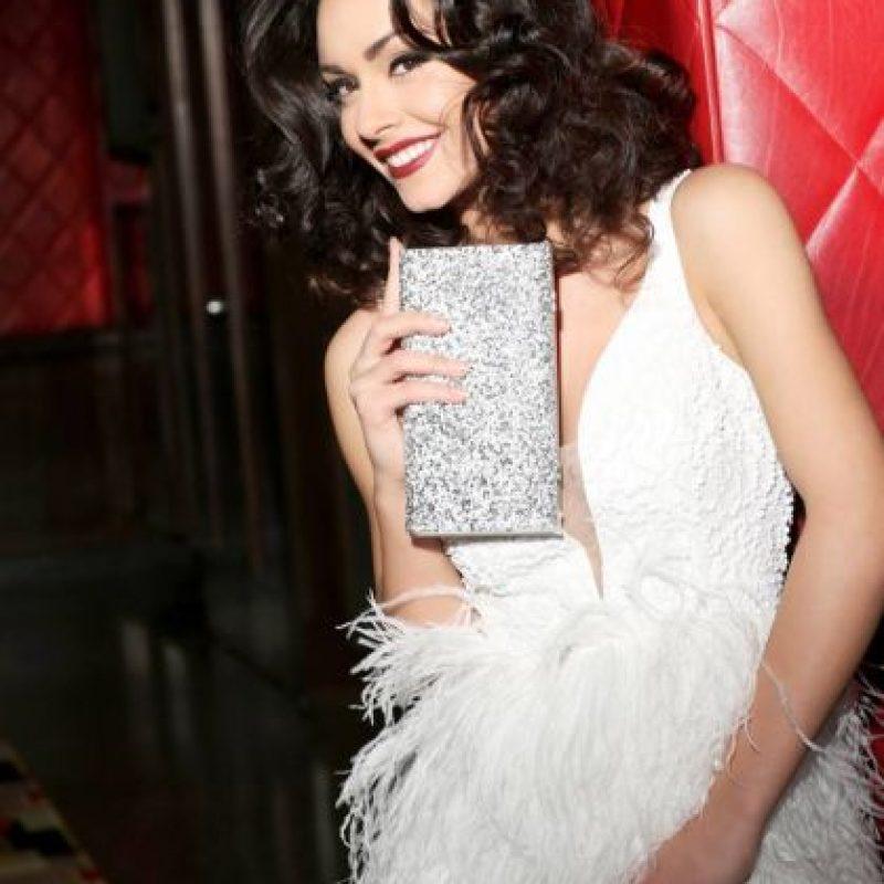 Radostina Todorov es Miss Bulgaria Foto:vía facebook.com/MissUniverse