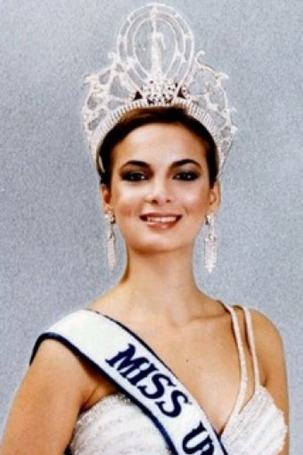 Maritza Sayalero – Miss Universo 1979 Foto:Miss Universe