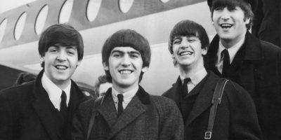"""8. La palabra """"Beatlemanía"""" fue inventada por la locutora Sandy Gardiner Foto:Getty Images"""