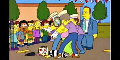 Los memes del partido entre el Rayo Vallecano y el Real Madrid Foto:MemeDeportes