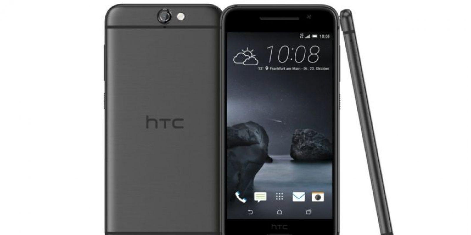 6.- Los bordes del HTC permiten sostenerlo mejor, además de ser un poco más delgado. Foto:HTC