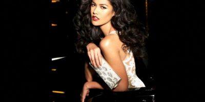 Aniporn Chalermburanawong es Miss Tailandia Foto:Facebook.com/MissUniverse