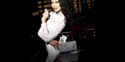 Myriam Arevalos es Miss Paraguay Foto:Facebook.com/MissUniverse