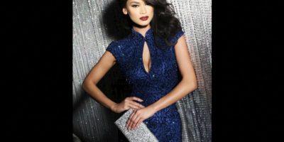 Pia Alonzo Wurtzbach es Miss Filipinas Foto:Facebook.com/MissUniverse