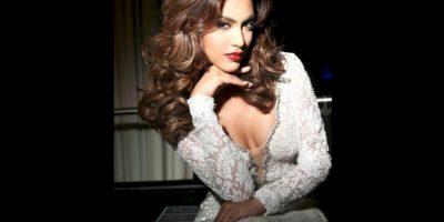 Gladys Brandao Amaya es Miss Panamá Foto:Facebook.com/MissUniverse