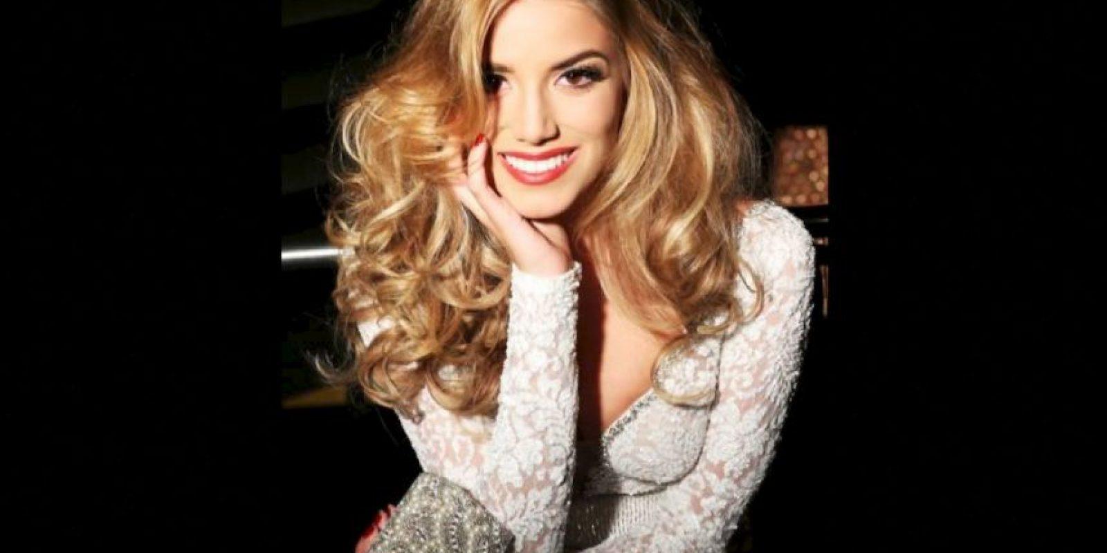 Cynthia Roger Samuel es Miss Líbano Foto:Facebook.com/MissUniverse