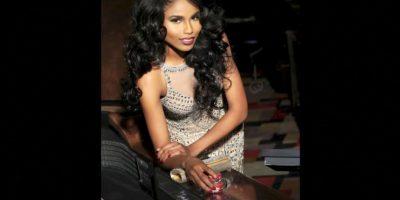 Shauna Ramdyhan es Miss Guyana Foto:Facebook.com/MissUniverse