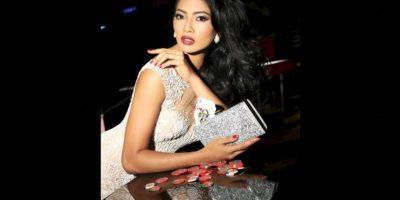 Anindya Putri es Miss Indonesia Foto:Facebook.com/MissUniverse