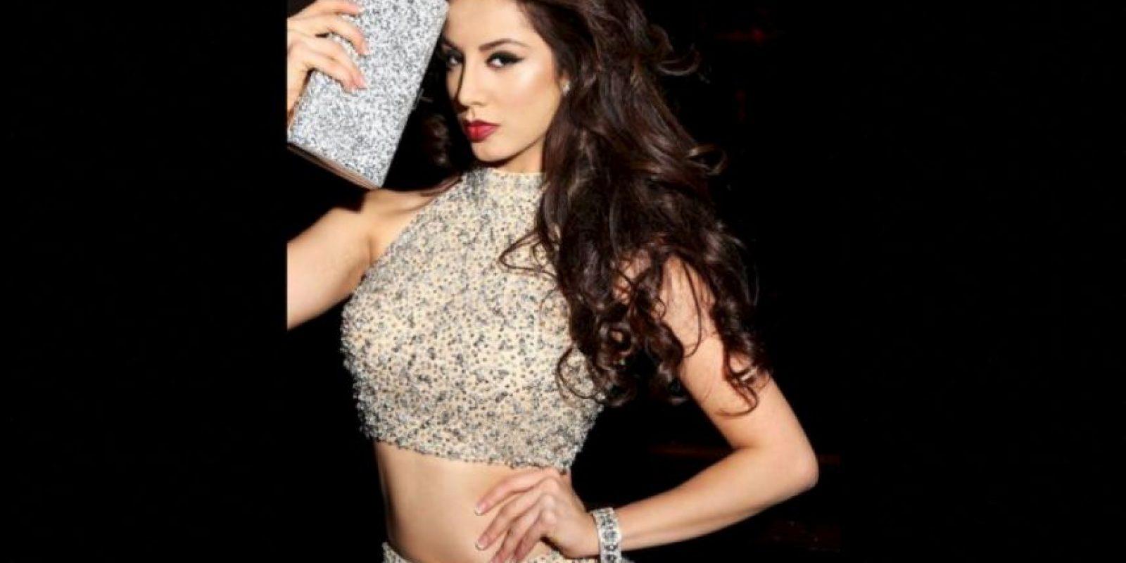 Fabiola Jeimmy Aburto es Miss Guatemala Foto:Facebook.com/MissUniverse