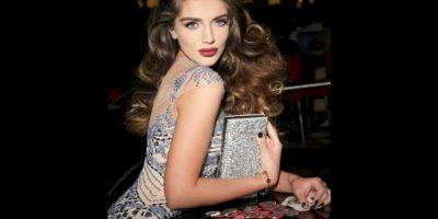 Janet Kerdikoshvili es Miss Georgia Foto:Facebook.com/MissUniverse