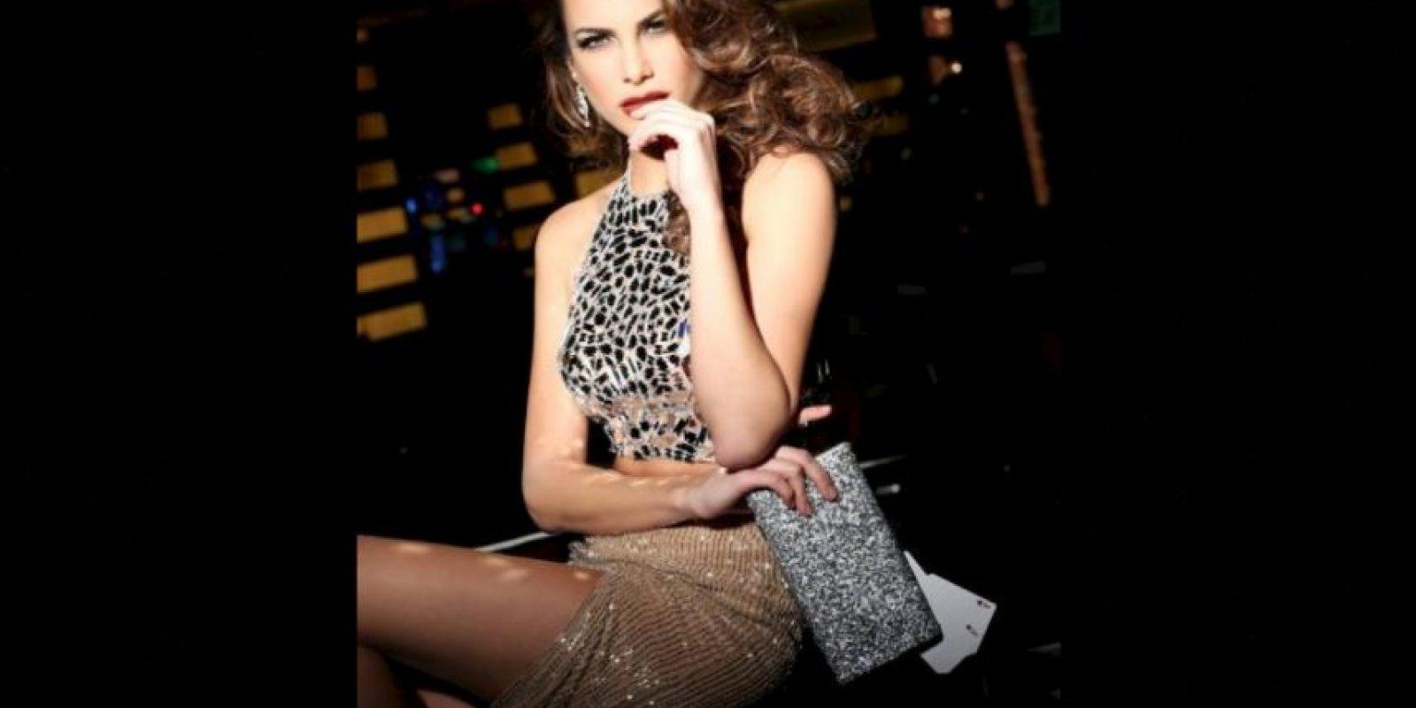 Carla Barber García es Miss España Foto:Facebook.com/MissUniverse