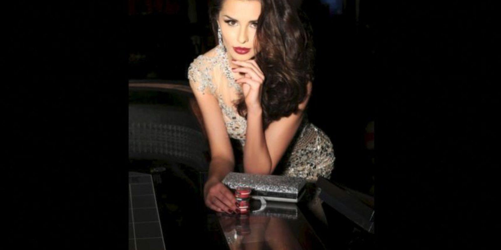 Weronika Szmajdzińska es Miss Polonia Foto:Facebook.com/MissUniverse