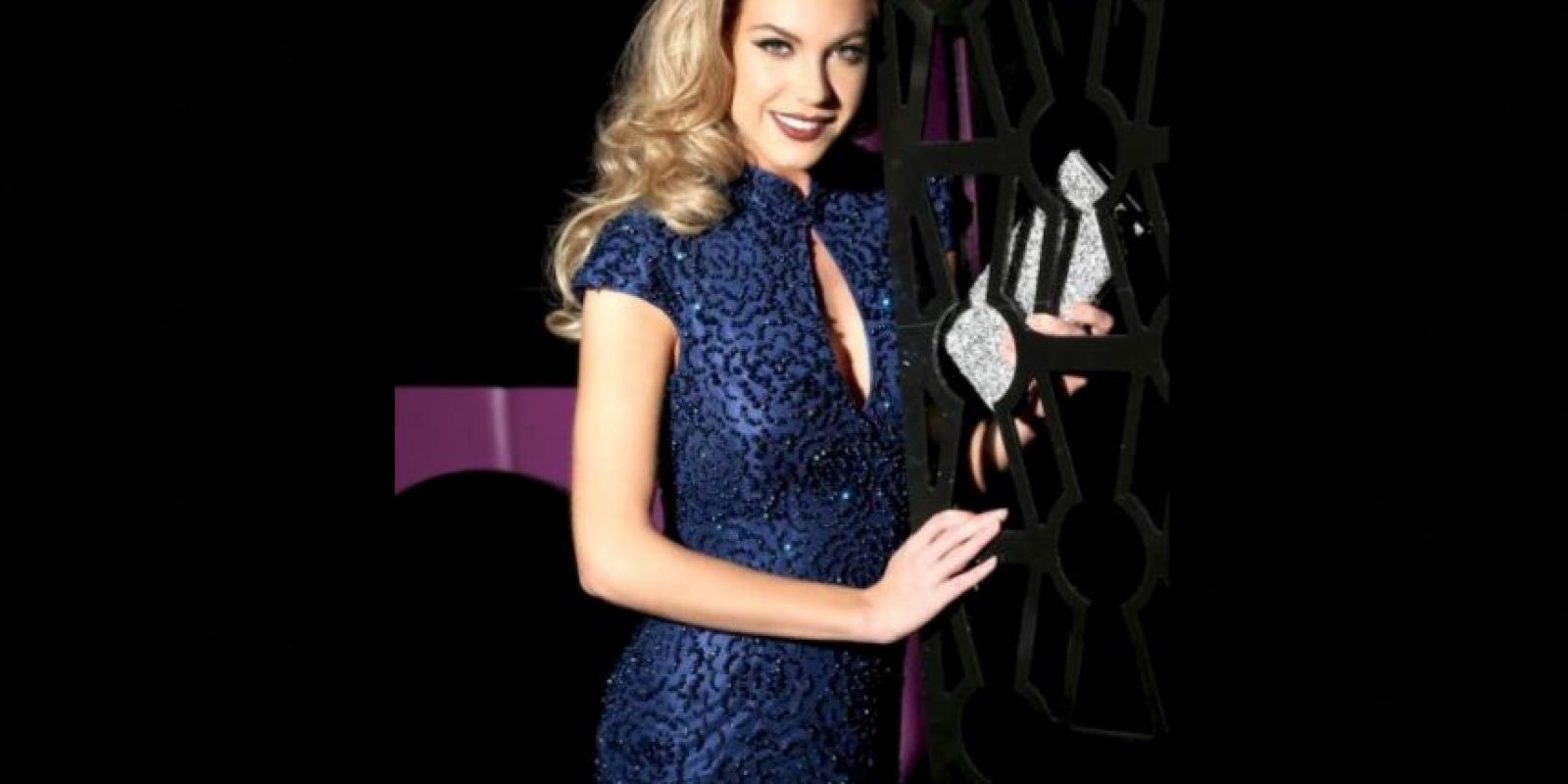 Jessie Jazz Vuijk es Miss Países Bajos Foto:Facebook.com/MissUniverse