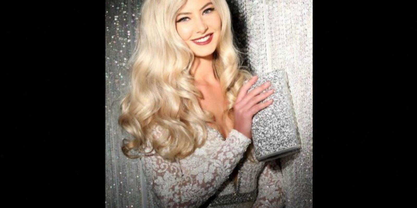 Samantha McClung es Miss Nueva Zelanda Foto:Facebook.com/MissUniverse