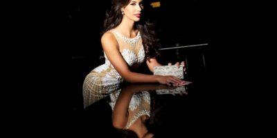 Tonie Chisholm es Miss Islas Caimán Foto:Facebook.com/MissUniverse
