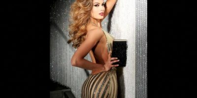 Ariadna Gutierrez-Arévalo es Miss Colombia Foto:Facebook.com/MissUniverse