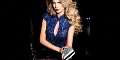 Marthina Brandt es Miss Brasil Foto:Facebook.com/MissUniverse