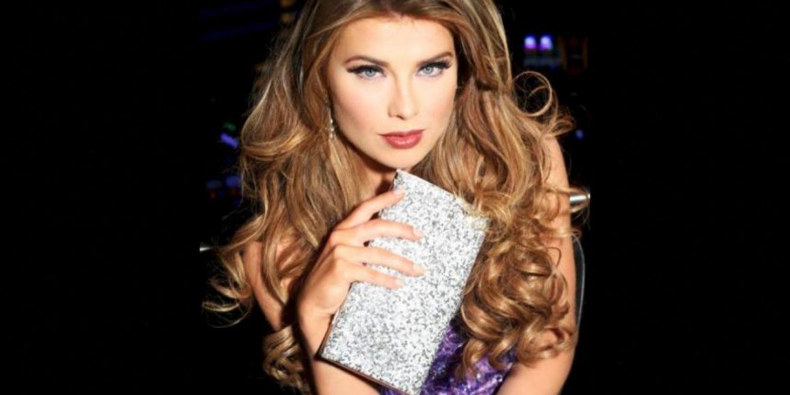 Cecilie Wellemberg es Miss Dinamarca Foto:Facebook.com/MissUniverse