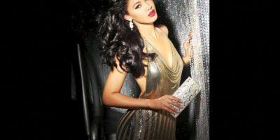 Kanisha Sluis es Miss Curazao Foto:Facebook.com/MissUniverse