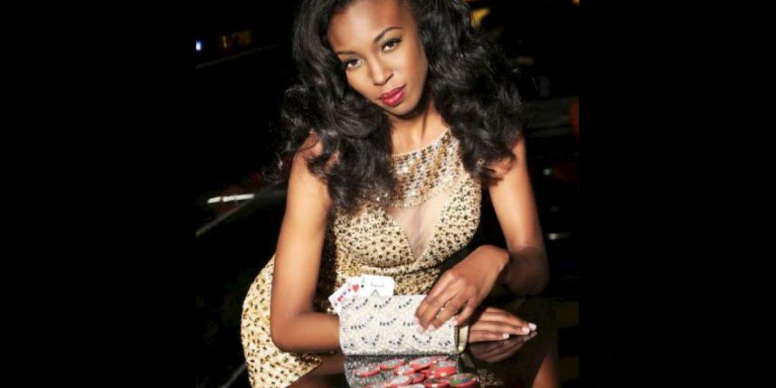 dorya Baly es Miss Islas Vírgenes Británicas Foto:Facebook.com/MissUniverse