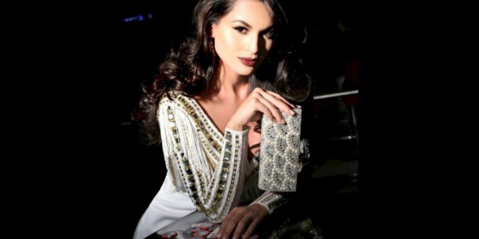 Brenda Castro es Miss Costa Rica Foto:Facebook.com/MissUniverse