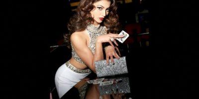 Urvashi Rautela es Miss India Foto:Facebook.com/MissUniverse