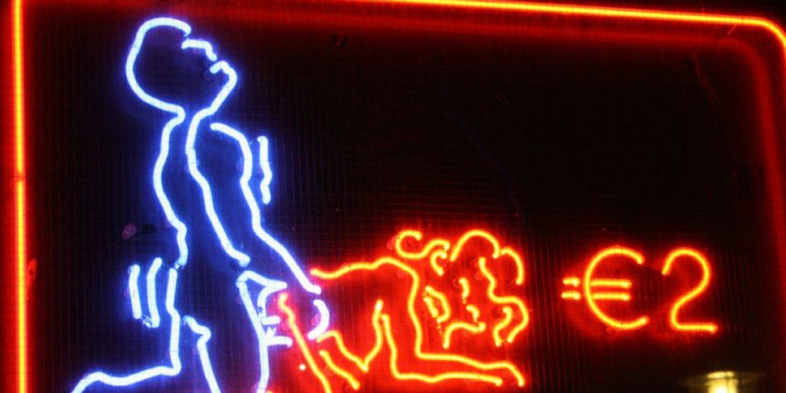 En Amsterdam existe una zona conocida mundialmente como Barrio Rojo. Foto:Vía Flickr