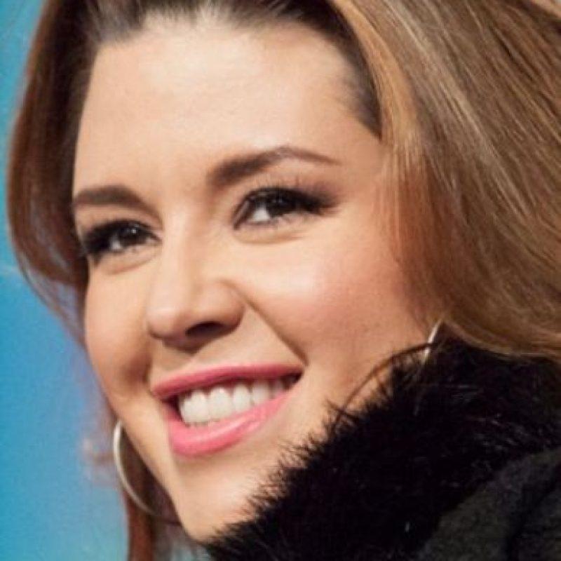 Posó para Playboy. Y sigue con su carrera de actriz. Foto:Getty Images