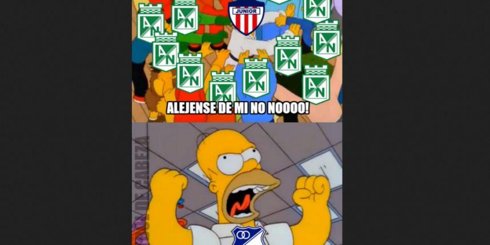 Foto:Tomado del Facebook Fútbol de Cabeza