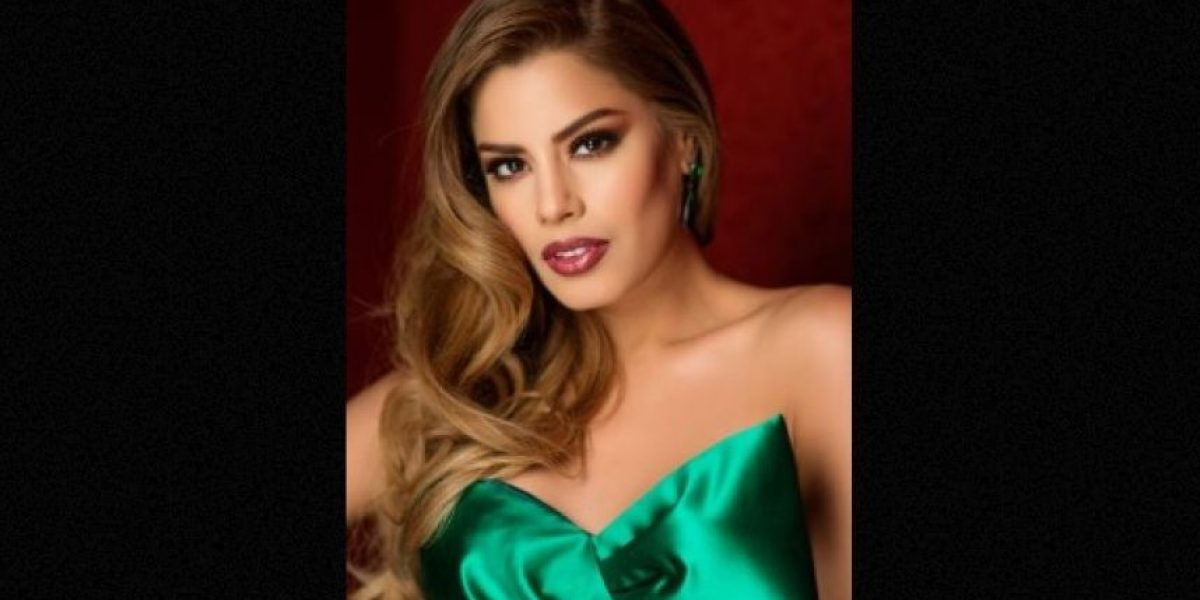 Reacciona Miss Colombia tras error en Miss Universo